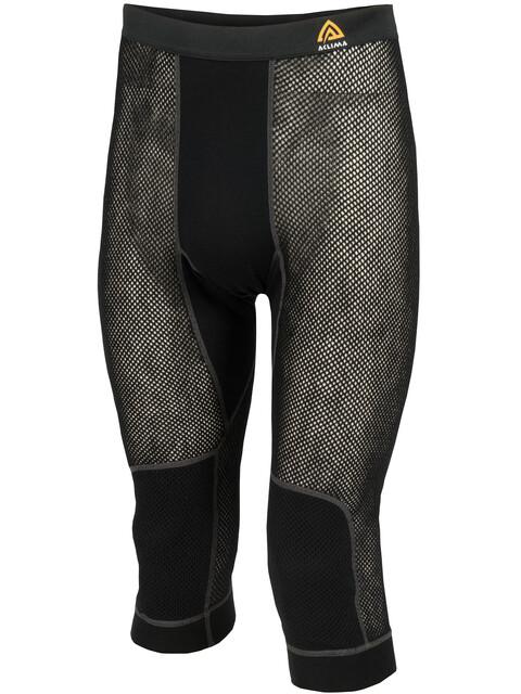 Aclima WoolNet - Ropa interior Hombre - negro